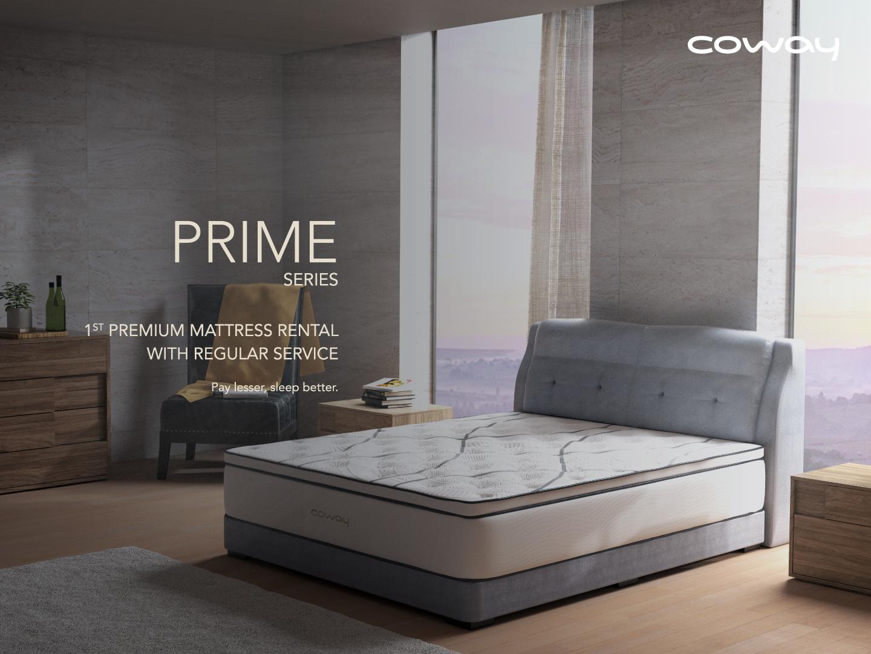Coway Prime-Series-Mattress