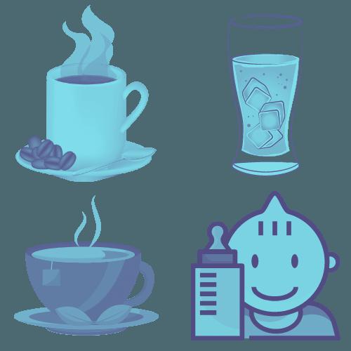 four water temperature